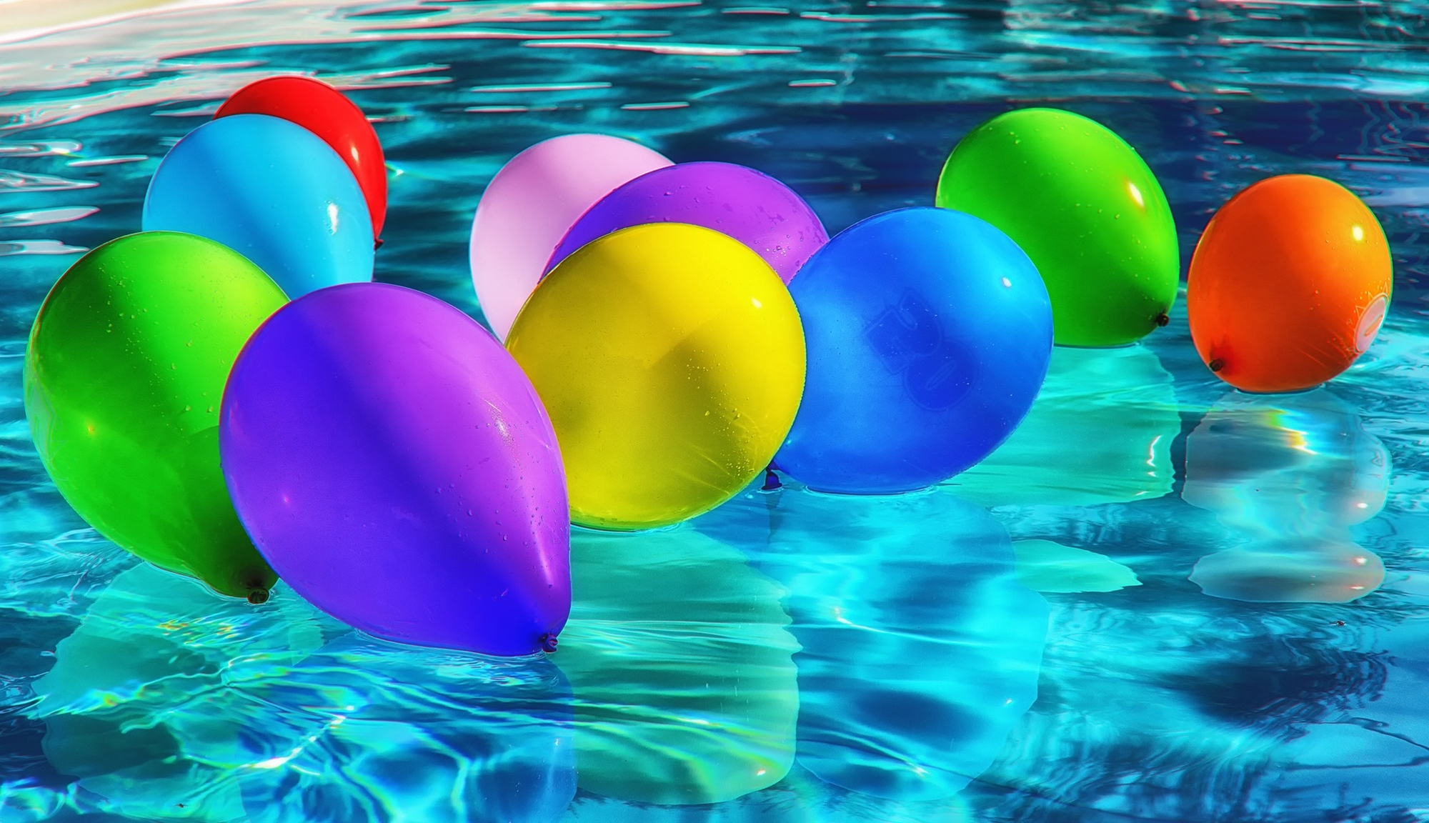 Pool Party - Balloons